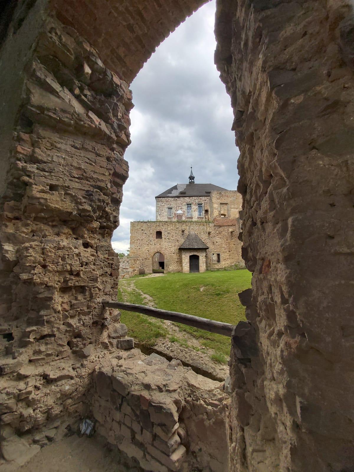 Zřícenina hradu Točník